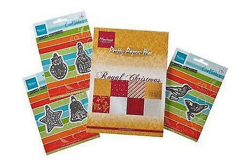 Marianne Design Assorted Products - Royal Christmas & Craftables